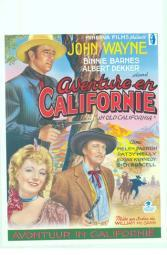 In Old California Movie Poster (11 x 17) MOV412572