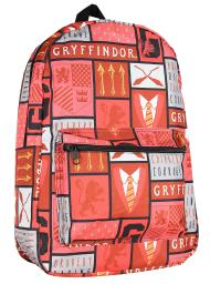 Harry Potter Hogwarts School Of Witchcraft And Wizardry House Backpacks