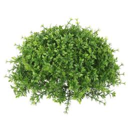 Vickerman FF170601 13 in. Mixed Greenery Green Half Ball