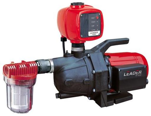 Leader Ecotronic Booster Pumps Leader Ecotronic 120F 3/4 HP Jet Pump - 960 GPH