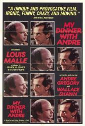 My Dinner with Andre Movie Poster Print (27 x 40) MOVGF9370