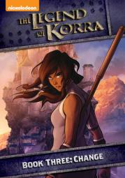 Legend of korra-book three-change (dvd) (2discs) D59165321D