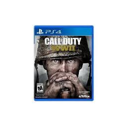 Activision blizzard inc 88152 call of duty wwii ps4 88152