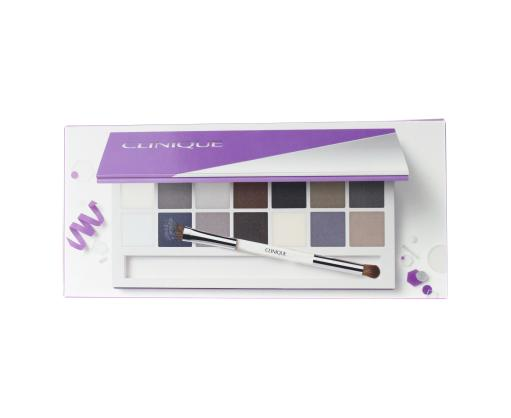 Clinique 'Party Eyes' Eye Shadow Palette 0.54Oz/15.4ml Total Net Wt. New In Box