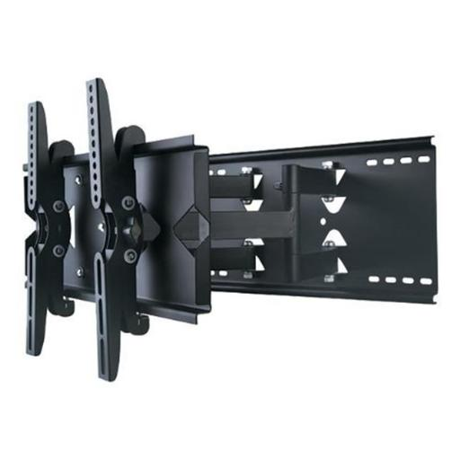 Mount-It MI-310S 400 x 300 mm Articulating TV Wall Mount Full Motion Bracket Fits Up To VESA Flat Panel TVs