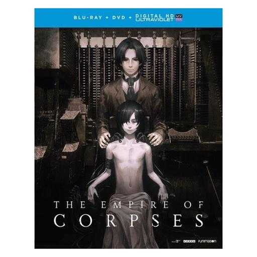 Project itoh-empire of corpses (blu ray/dvd combo/uv) ZKT7EVK8XQLKEO1O
