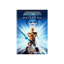 MASTERS OF THE UNIVERSE (DVD/RE-PKG) 883929085132