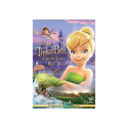 TINKER BELL & THE GREAT FAIRY RESCUE (DVD/WS/WS 1.78/DOLBY 5.1/SP-FR-BOTH) 786936790436