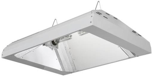 Sun System Grow Lights - LEC 630W 120V 3100K Lamps - Indoor Grow Light Fixture for Hydroponic and Greenhouse Use - Philips Green Power Full.