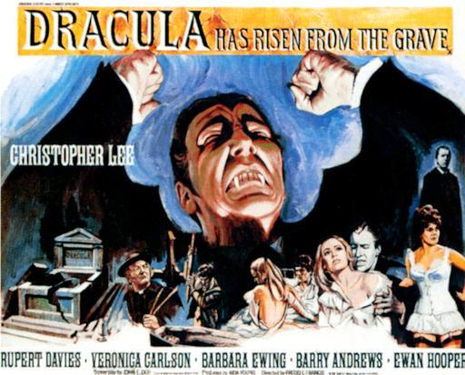 Dracula Has Risen From The Grave Movie Poster Masterprint FLFDASM4MW29KLGC