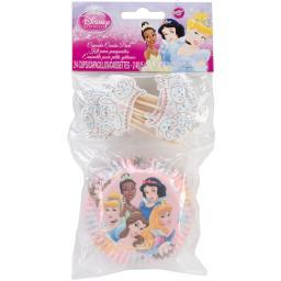 Cupcake Combo Pack-Disney Princess 24/Pkg W8880