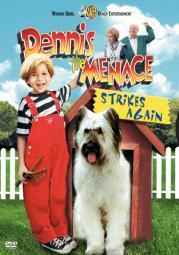 Dennis the menace-strikes again (dvd/st/4x3) nla D24161D
