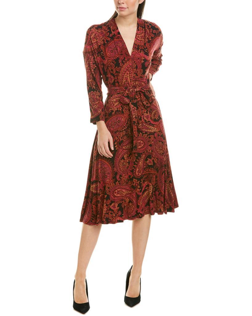 London Times Midi Dress