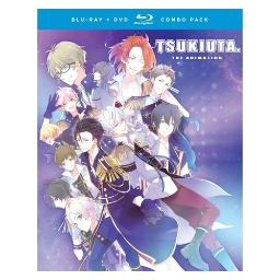 Tsukiuta-animation-complete series (blu-ray/dvd combo/sub only/4 disc) BRFN01370