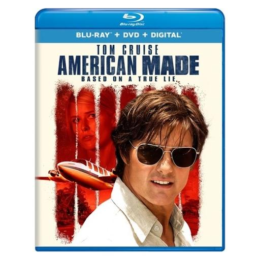 American made (blu ray/dvd w/digital) AYRIHOTVJCEL7RGV
