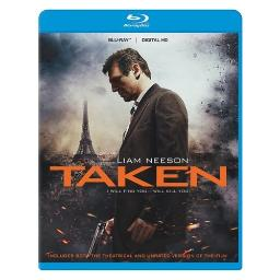 Taken (blu-ray/digital hd/re-pkgd) BR2342250