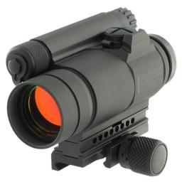 Aimpoint 11972 COMPM4 Red Dot Sight 2 MOA Dot 30 mm Tube 1X Magnification - Matte Black