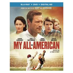 My all american (blu ray/dvd w/digital hd) BR91174737