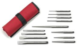 Apex tool group 82305 gearwrench - 82305 - 12 piece punch and chisel set