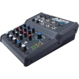 Alesis MULTIMIX4USBFX 4CH Mixing Board With USB