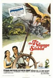 The Seventh Voyage of Sinbad Movie Poster Print (27 x 40) MOVCF0393