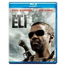 Book of eli (blu-ray/re-pkgd) BR585562
