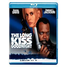 Long kiss goodnight (blu-ray/ws-16x9/eng-sp sub) BRN167410
