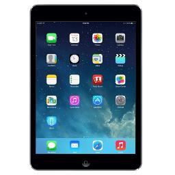 Apple iPad Air with Wi-Fi 16GB - Space Gray (Etching) - B