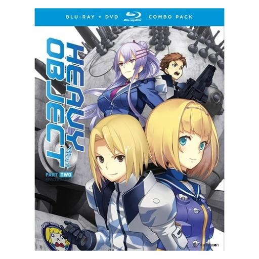 Heavy object-season one part two (blu ray/dvd combo) (4discs) XWWEI7BXG4HQ0WDQ