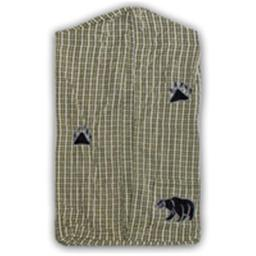 Patch Magic DSBCTY Bear Country, Diaper Stacker 12 x 23 in.