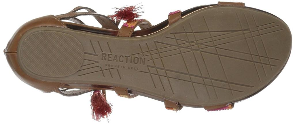 a9f7af87fe6d Kenneth Cole Reaction Kenneth Cole REACTION Women s Lost Look 2 Gladiator  Sandal