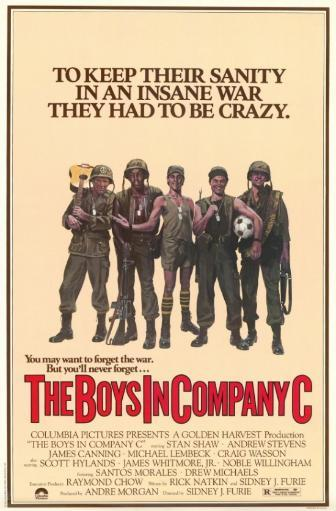 The Boys in Company C Movie Poster Print (27 x 40) GK312WATDHYI8ARK
