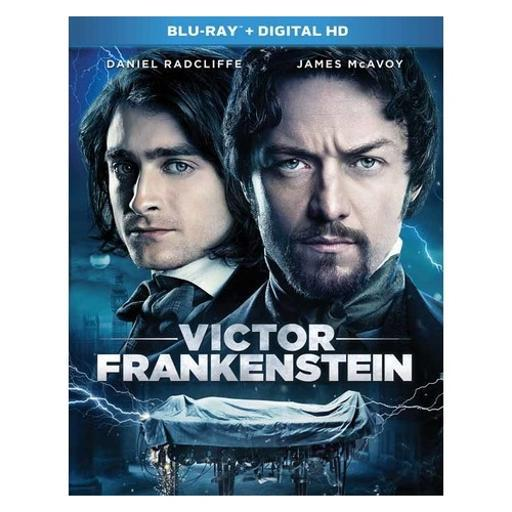 Victor frankenstein (blu-ray/digital hd) 1304050