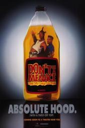 Don't Be a Menace to South Central While Movie Poster (11 x 17) MOV253511