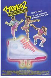 Breakin 2 Electric Boogaloo Movie Poster (11 x 17) MOV208899