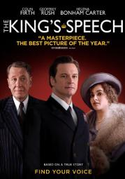 Kings speech (dvd) DWC23130D
