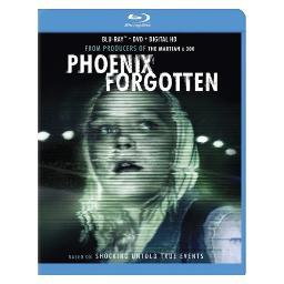 Phoenix forgotten (blu-ray/dvd/digital hd/2 disc) BR2342507
