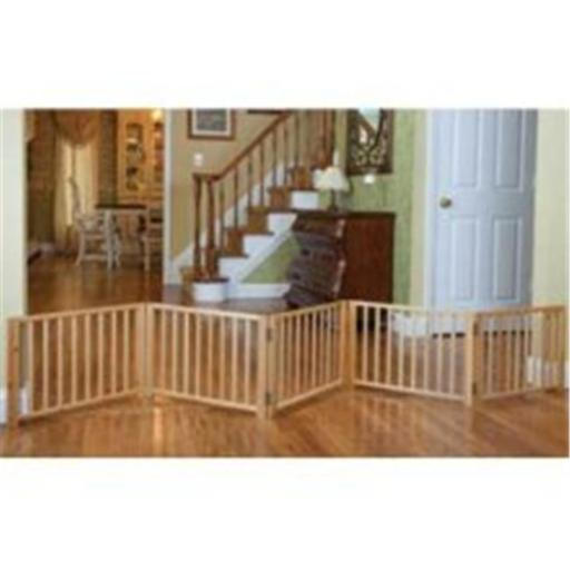 Four Paws 57203 Free Standing Walk Over Gate