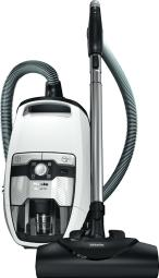 Miele Blizzard Bagless CX1 Cat & Dog Canister Vacuum Cleaner (Lotus White)