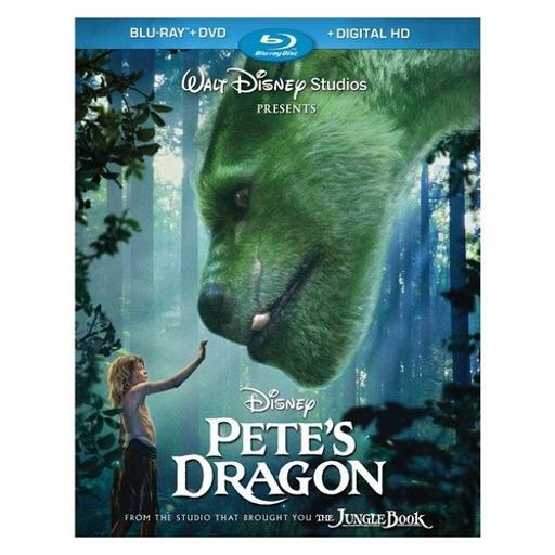 Petes dragon (blu-ray/dvd/digital hd/2 disc) NFNJP7NM3DOLFVLM