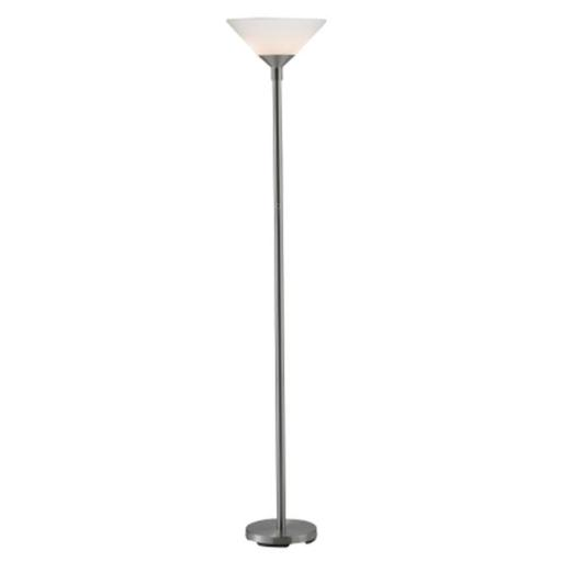 Adesso Furniture 7500-22 ARIES TORCHIERE - STEEL-S1