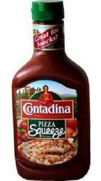 Contadina Pizza Squeeze Pizza Sauce 15 oz Bottle