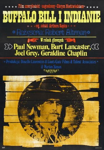 Buffalo Bill And The Indians Or Sitting Bull'S History Lesson Polish Poster Paul Newman 1976. Movie Poster Masterprint GXNEUXRPZ9IFRXJC