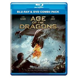 Age of the dragons blu ray/dvd combo-nla BR82523