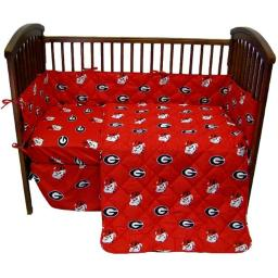 College Covers GEOCS Georgia 5 piece Baby Crib Set