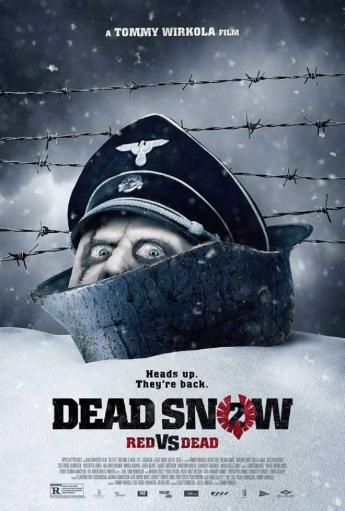 Dead Snow 2 Red vs Dead Movie Poster (11 x 17) GAEFN26OYUVURPYH