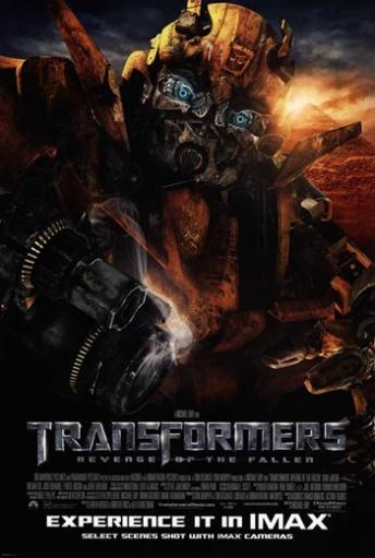 Transformers 2 Revenge of the Fallen - style N Movie Poster (11 x 17) ICFADWYALV8FLHH7