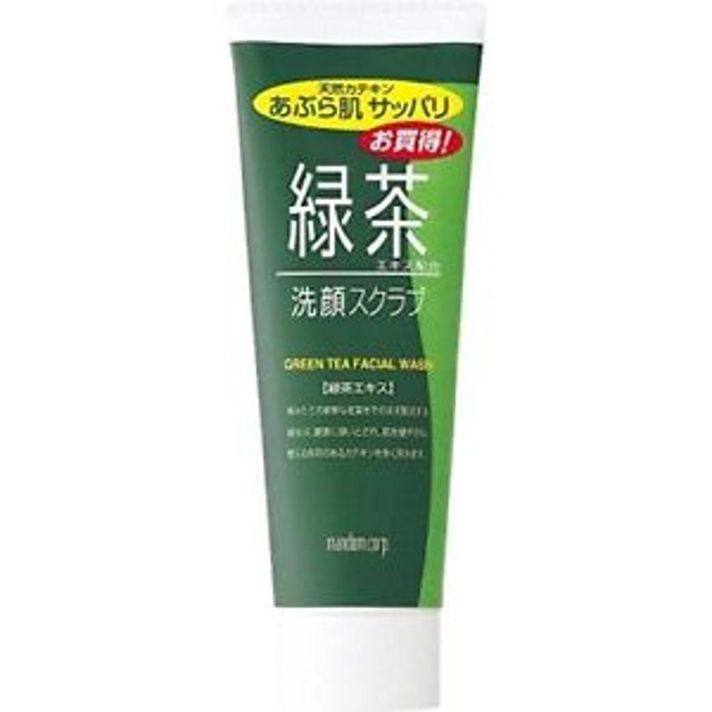 Mandom Corp Green Tea Facial Wash