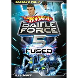 Hot Wheels Battle Force 5: Season 2 - Vol 4