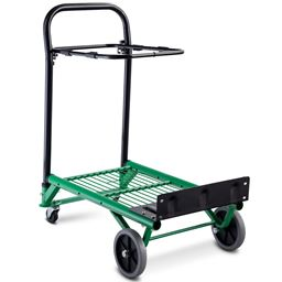 2-in-1 Convertible Folding Heavy Duty Hand/Platform Truck